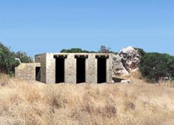 Εικ. 3. Τάφος III, Βόρειο Νεκροταφείο Γουρνιών.