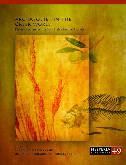 Archaeodiet in the Greek World: Dietary Reconstruction from Stable Isotope Analysis