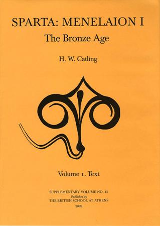 Sparta, Menelaion I: The Bronze Age