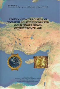 Aegean and Cypro-Aegean Non-Sphragistic Decorated Gold Finger Rings of the Bronze Age