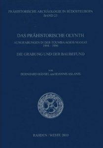 Das prähistorische Olynth, Ausgrabungen in der Toumba Agios Mamas 1994-1996: Die Grabung und der Baubefund