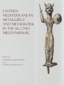 Eastern Mediterranean Metallurgy and Metalwork in the Second Millennium BC. A Conference in Honour of James D. Muhly. Nicosia, 10th-11th October 2009