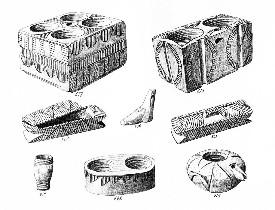 <p> S. Xanthoudides, <em>The Vaulted Tombs of Mesara</em> (1924), pl. III</p>
