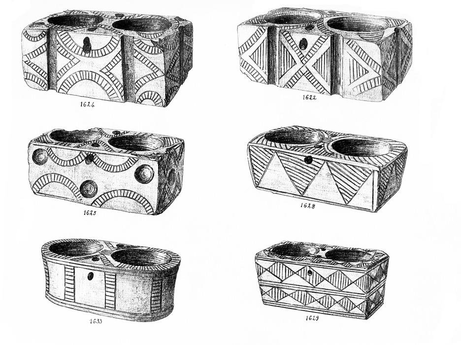 <p> S. Xanthoudides, <em>The Vaulted Tombs of Mesara</em> (1924), pl. X</p>