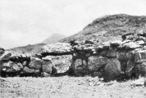 Koumasa, doorway of Tholos A.