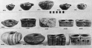 Platanos, stone vessels.