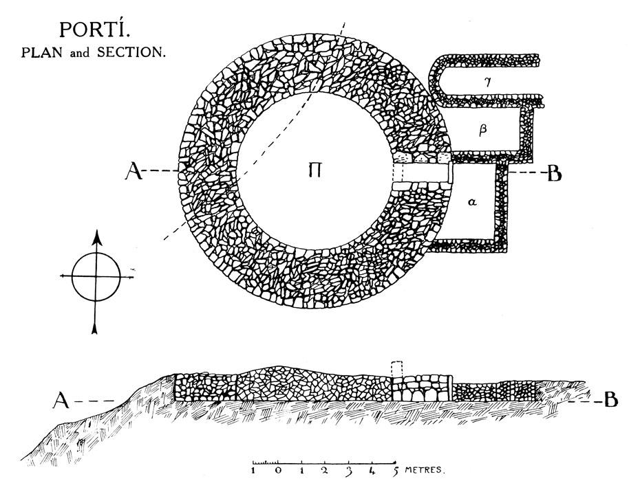 <p> S. Xanthoudides, <em>The Vaulted Tombs of Mesara</em> (1924), pl. LXIIa</p>