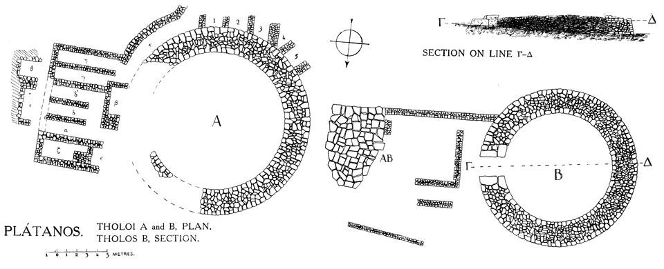 <p> S. Xanthoudides, <em>The Vaulted Tombs of Mesara</em> (1924), pl. LXIIb</p>