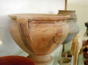 Η ακρόπολη της Βραυρώνας κατά τη μυκηναϊκή περίοδο