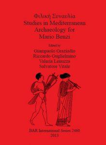 Φιλική Συναυλία. Studies in Mediterranean Archaeology for Mario Benzi