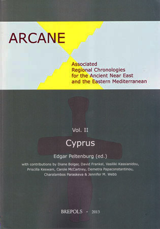 Cyprus. Arcane II: Associated Regional Chronologies for the Ancient Near East and the Eastern Mediterranean