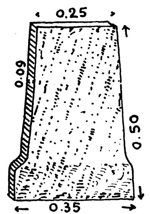 <p> W. Dörpfeld, <em>Alt-Ithaka</em> (1927), vol. I, fig. 23</p>