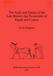 The Scale and Nature of the Late Bronze Age Economies of Egypt and Cyprus