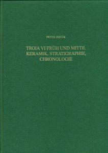 Troia VI Früh und Mitte. Keramik, Stratigraphie, Chronologie