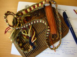 Experimental Archaeology Activity: Prehistoric Weaving