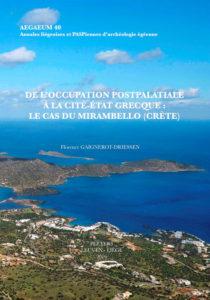 De l'occupation postpalatiale à la cité-état grecque : le cas du Mirambello (Crète)