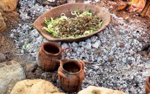 Μαγειρεύοντας ως Μινωίτες