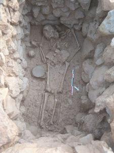 Αποτελέσματα της ανασκαφής στο Σίσι Λασιθίου