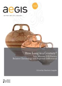 How Long is a Century? Late Minoan IIIB Pottery. Relative Chronology and Regional Differences