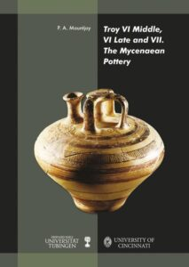 Troy VI Middle, VI Late and VII. The Mycenaean Pottery