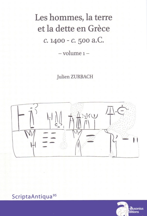 Les hommes, la terre et la dette en Grèce c. 1400 – c. 500 a.C.