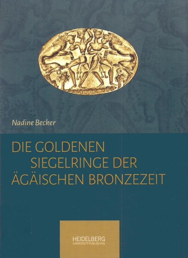 Die goldenen Siegelringen der Ägäischen Bronzezeit