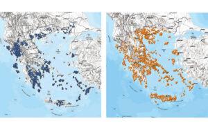Αρχαιολογικός χάρτης: Αποκτούν πρόσβαση οι πολίτες